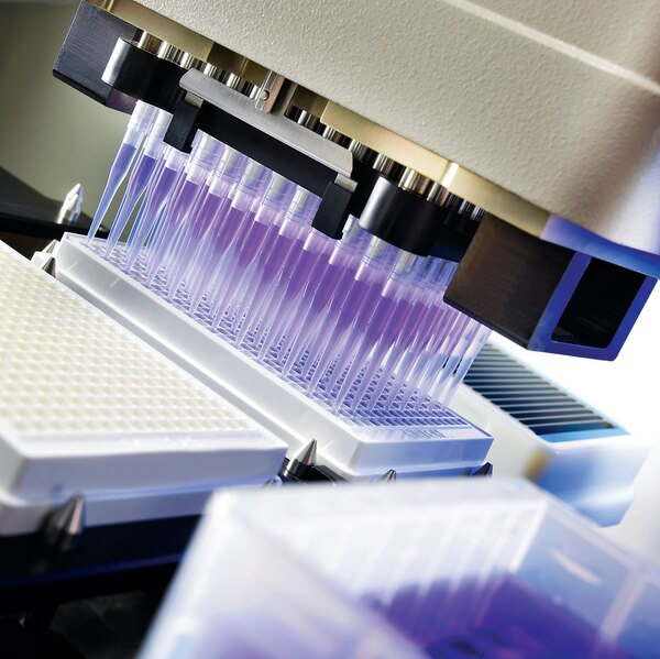 Millipore uses RFID technology to integrate into its filtration products for pharma production